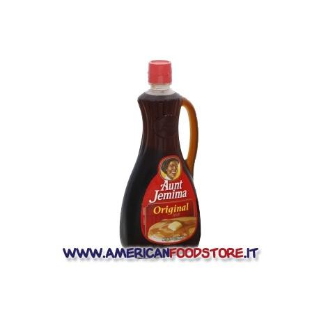 Aunt Jemima pancake syrup