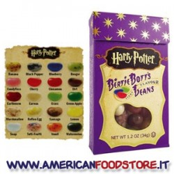 Caramelle Harry Potter beans