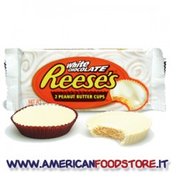 White Reese's Peanut Butter 2 Cups