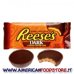 Reese's Dark Peanut Butter 2 Cups
