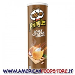 Pringles Roast Chicken & Herb