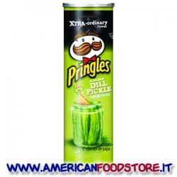 Pringles Dill Pickle - Pringles cetriolini sott'aceto