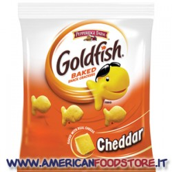 GoldFish gusto Cheddar, Pepperidge Farm
