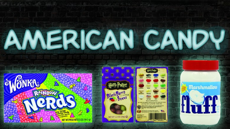 comprare caramelle americane