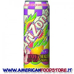 Te Arizona Half & Half Tropical