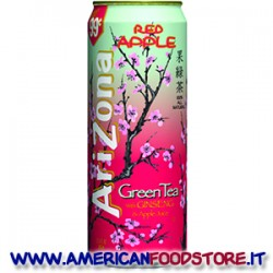 Te Arizona Red Apple Green Tea