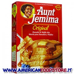 Aunt Jemima pancakes mix