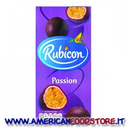 Rubicon Passion Fruit Juice