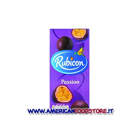 Rubicon Passion Fruit Juice