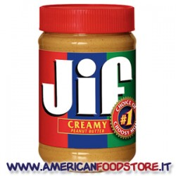 Jif Peanut Butter burro di arachidi