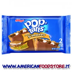 Pop tarts frosted smores