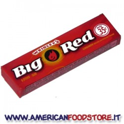 Wrigley Big Red Chewing Gum Cinnamon