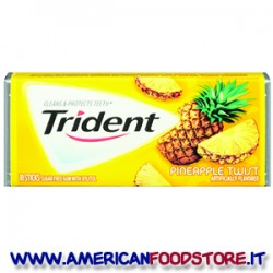 Trident Pineapple Twist Gum