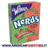 Wonka Nerds wild Cherry Watermelon