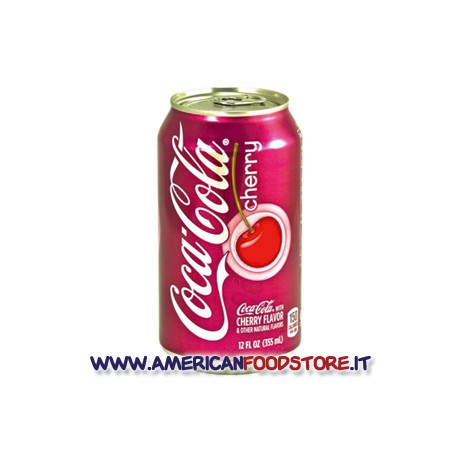 save off 61256 adf0a Coca cola cherry, comprare Coca Cola alla ciliegia in Italia