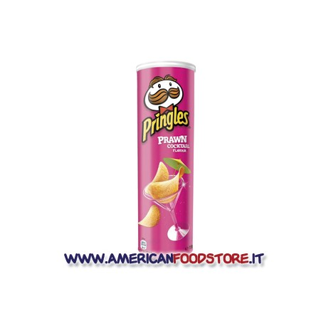 Pringles Prawn Cocktail - Gusto Cocktail di Gamberetti