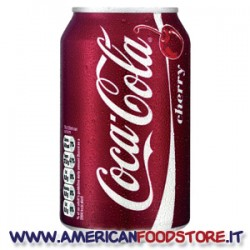 Coca Cola Cherry UK