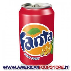 Fanta Fruits Twist
