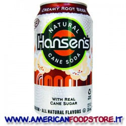 Hansen's Creamy Root Beer