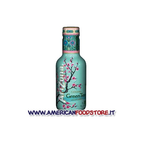 Te Arizona Green whit Honey
