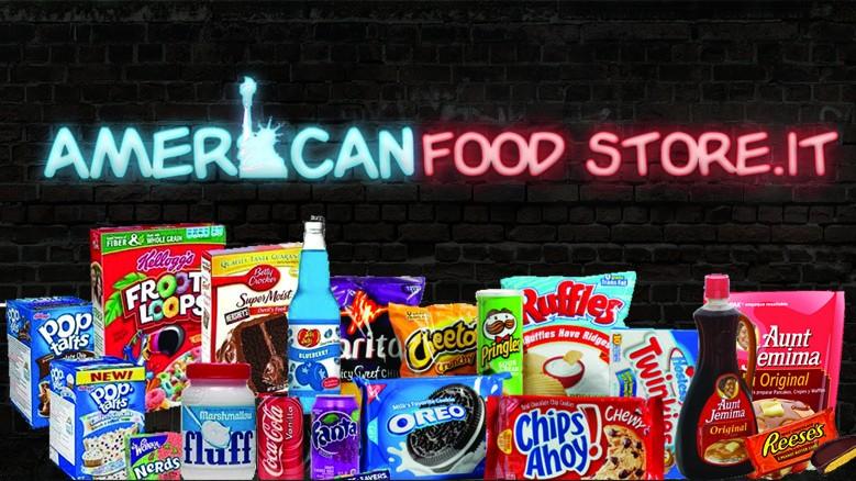 Compra Cibo Americano